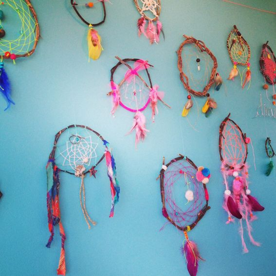 dreamcatcher #DIY
