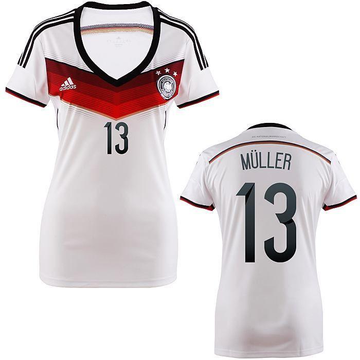 ADIDAS Performance DFB »Müller Frauen Trikot Home 2014«