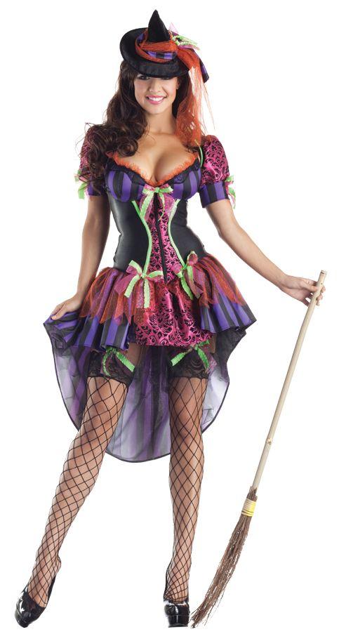 6f62e14339 Witch Body Shaper Costume