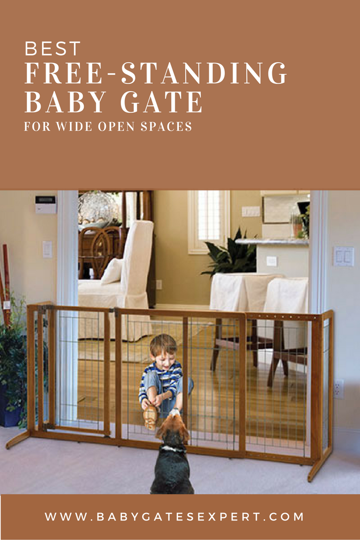 The Best Baby Gates 2020 Ultimate Buyer S Guide Reviews Baby Gates Best Baby Gates Freestanding Baby Gate