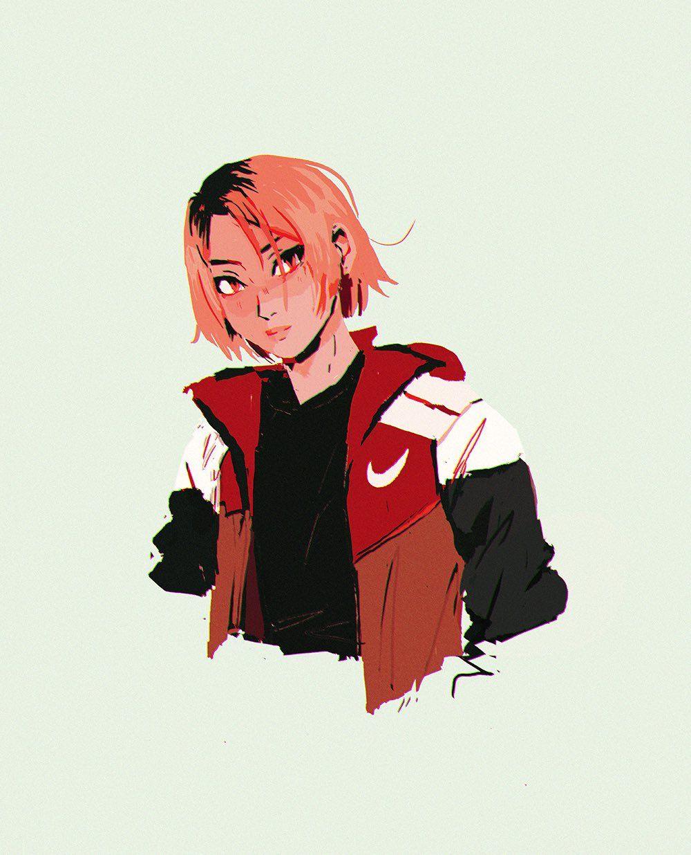 Pin on Haikyuu!! but characters