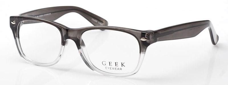 ad8341b8ca7 Geek Eyewear RAD09 Gray Wayfarer Style