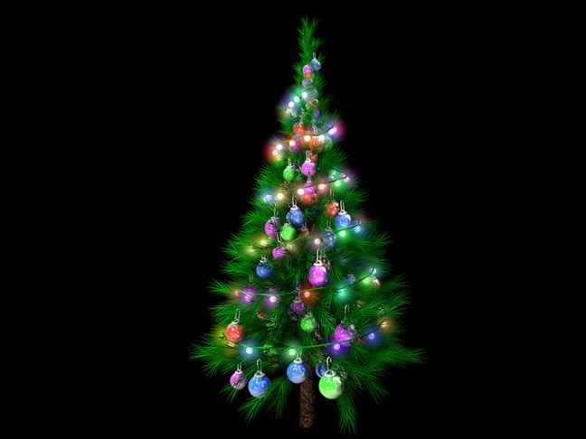 Free C4d Plugin Magic X Christmas Tree The Pixel Lab Christmas Tree Tree Christmas