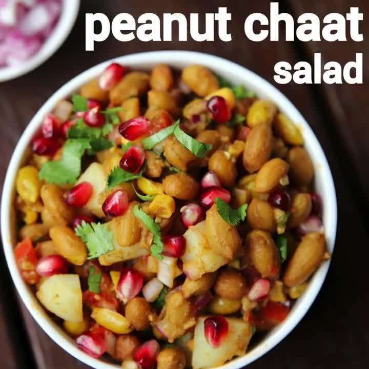 4 094 likes 20 comments hebbar s kitchen hebbars kitchen on instagram peanut chaat on hebbar s kitchen chicken recipes id=80397