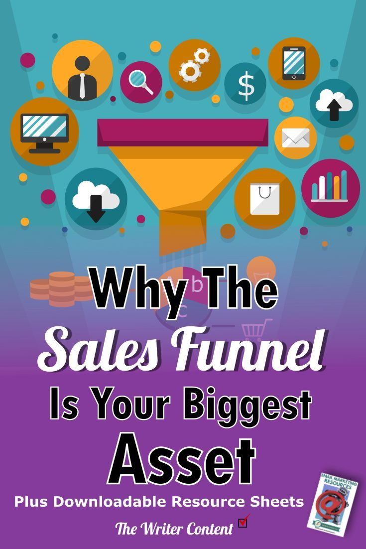 why the sales funnel is your biggest asset