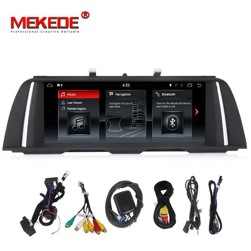 HD Car Multimedia player 2 din android 7 1 PX3 10 25 Inch For BMW 5