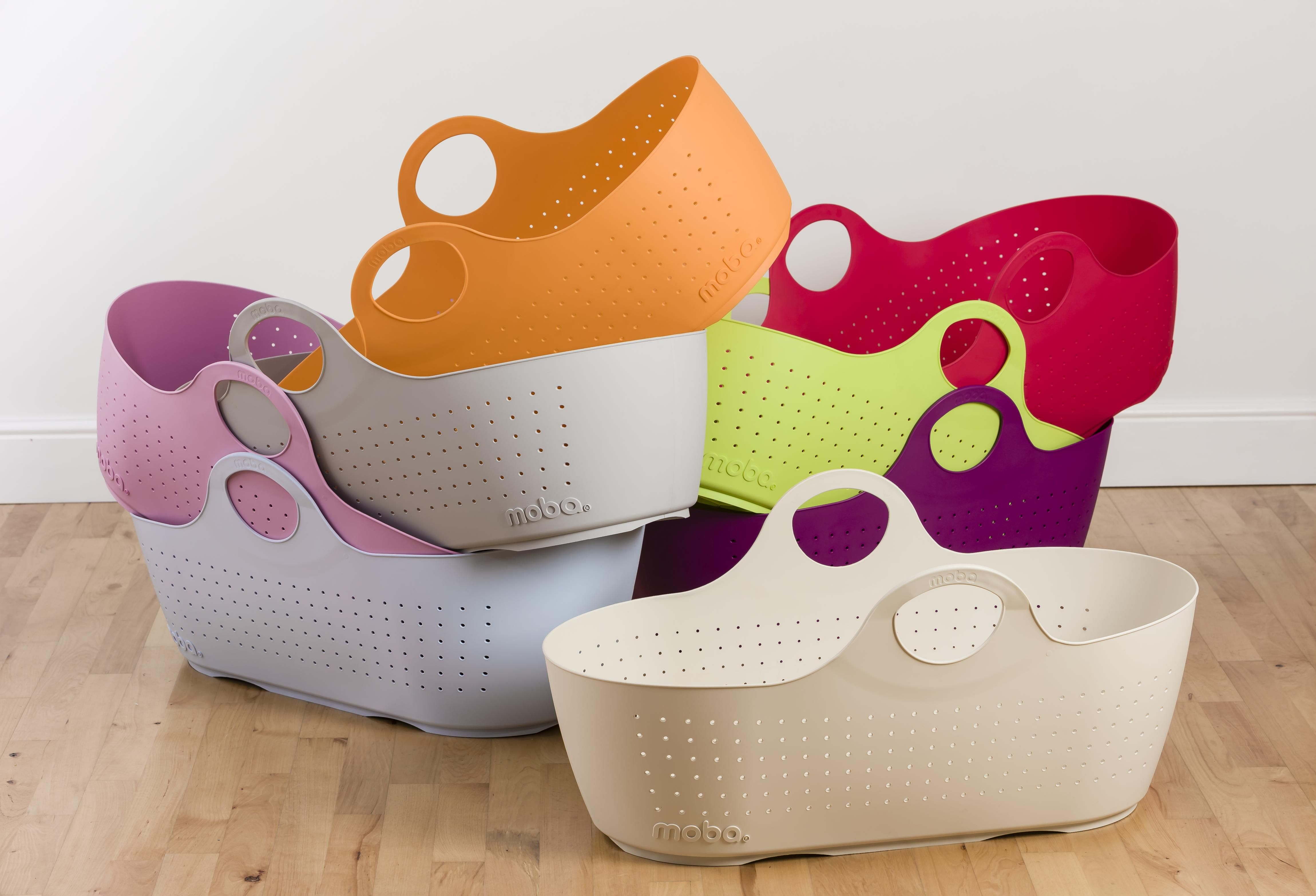 www.mobauk.com Moba, The Contemporary Moses Basket is available in an exciting range of colours!