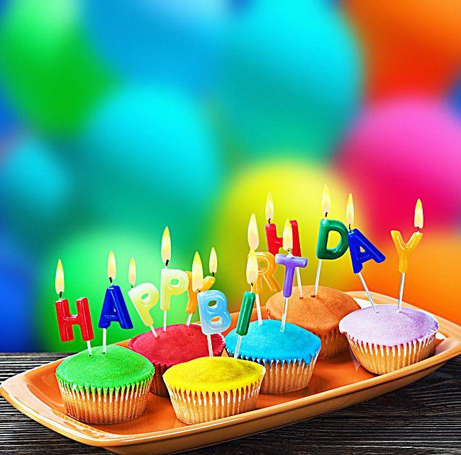 شمعة ضوء عيد ميلاد الديكور الخلفية Happy Birthday Hd Birthday Wishes Cards Birthday Wishes For Him
