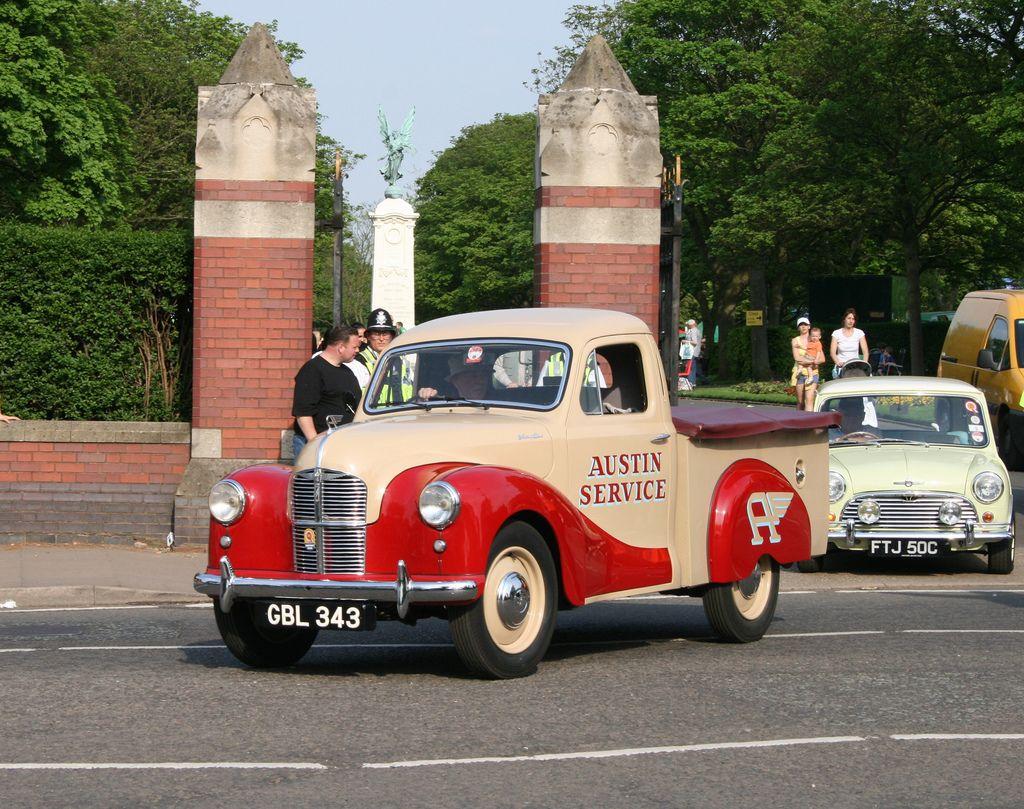 1950 Austin A40 Pickup British cars, Classic cars, Austin