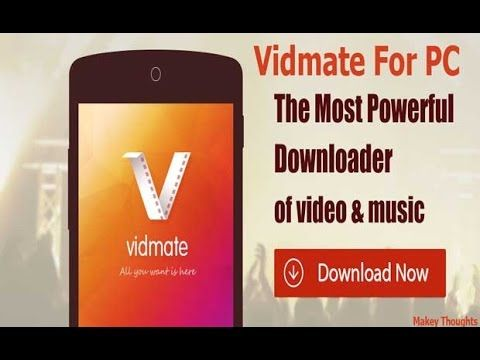 vidmate apps download for windows 7