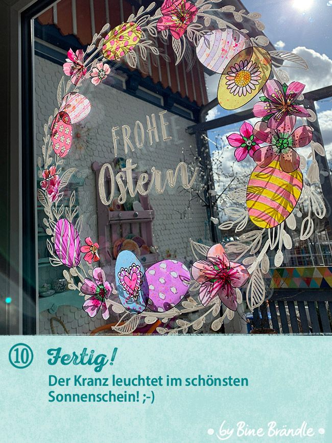 Photo of Easter wreath – Bines Shop