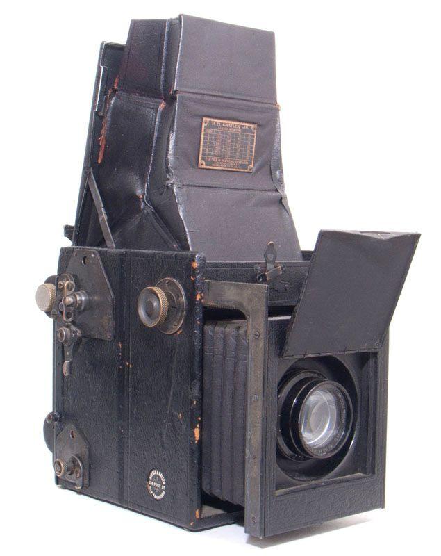 Retro-Tech: Graflex RB Camera x 2x3 Film Back For Sale - The Virtual ...