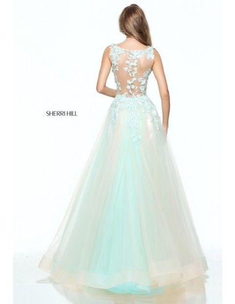 Sherri Hill 51051 Prom Dress New for 2017