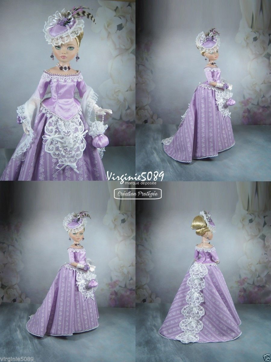 Tenue Outfit Accessoires Pour Ellowyne Wilde Tonner Doll | eBay