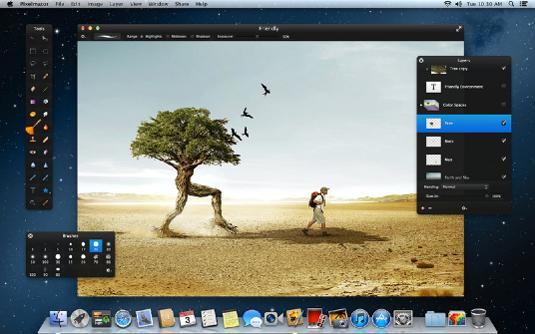 best photoshop program for mac