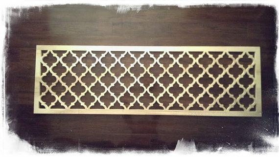 Queen Size Moroccan Lattice Headboard 24x 62 Lattice Headboard Headboard Designs Bed Headboard Design
