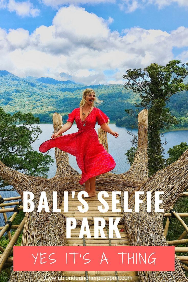 Welcome to Bali's Selfie Park! Get amazing pho... - #amazing #Bali39s #indonesia #Park #pho #Selfie