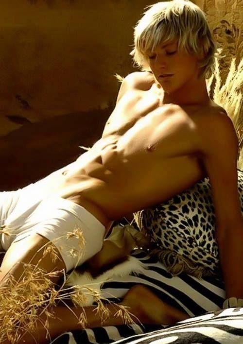 Free twink blond boy