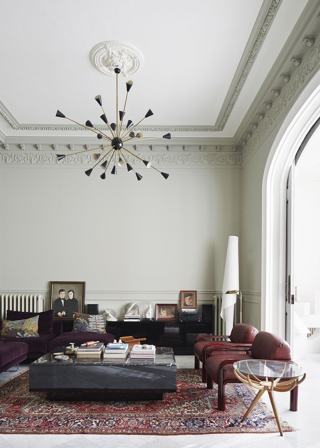 Elevate your living room decor with stylish modern lighting ...