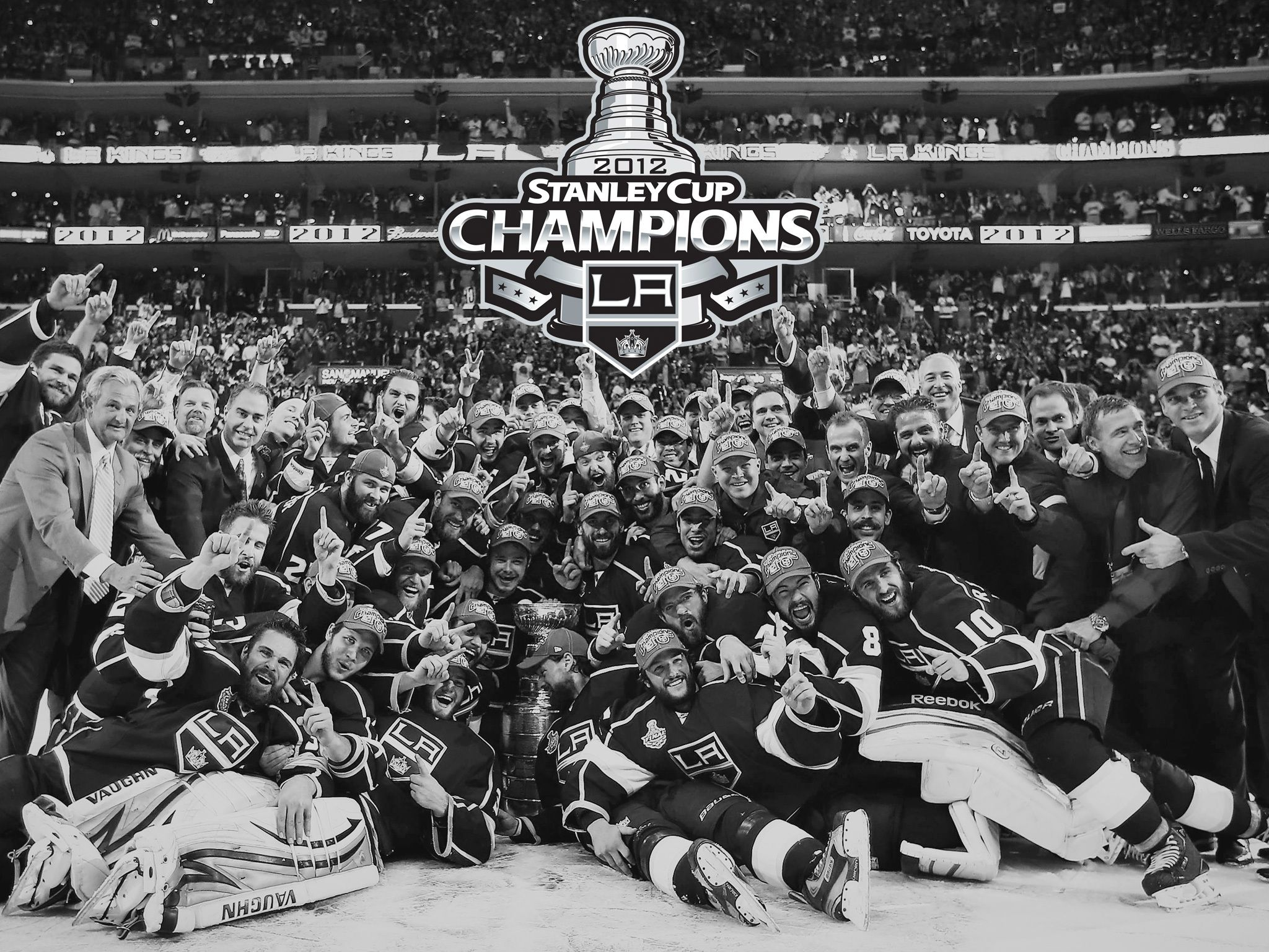 eac022d6 LA Kings Wallpaper for your iPad La Kings Stanley Cup, Stanley Cup  Champions, Hockey