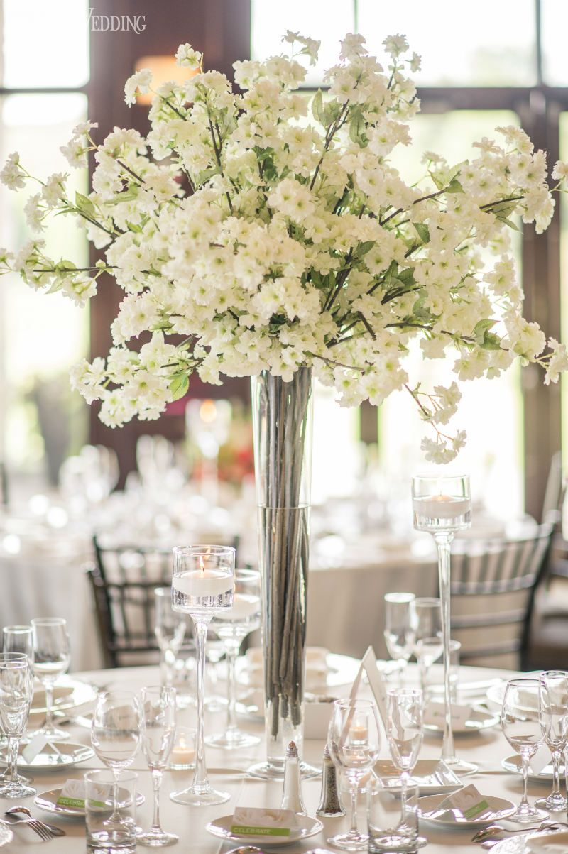 Elegant Persian Wedding In Toronto Wedding Flowers