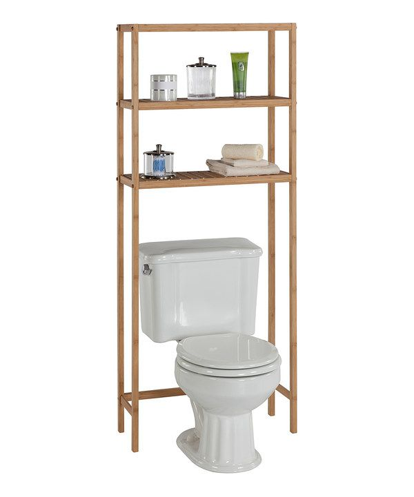 Look At This Bamboo Over The Toilet Shelf On Zulily Today Guest