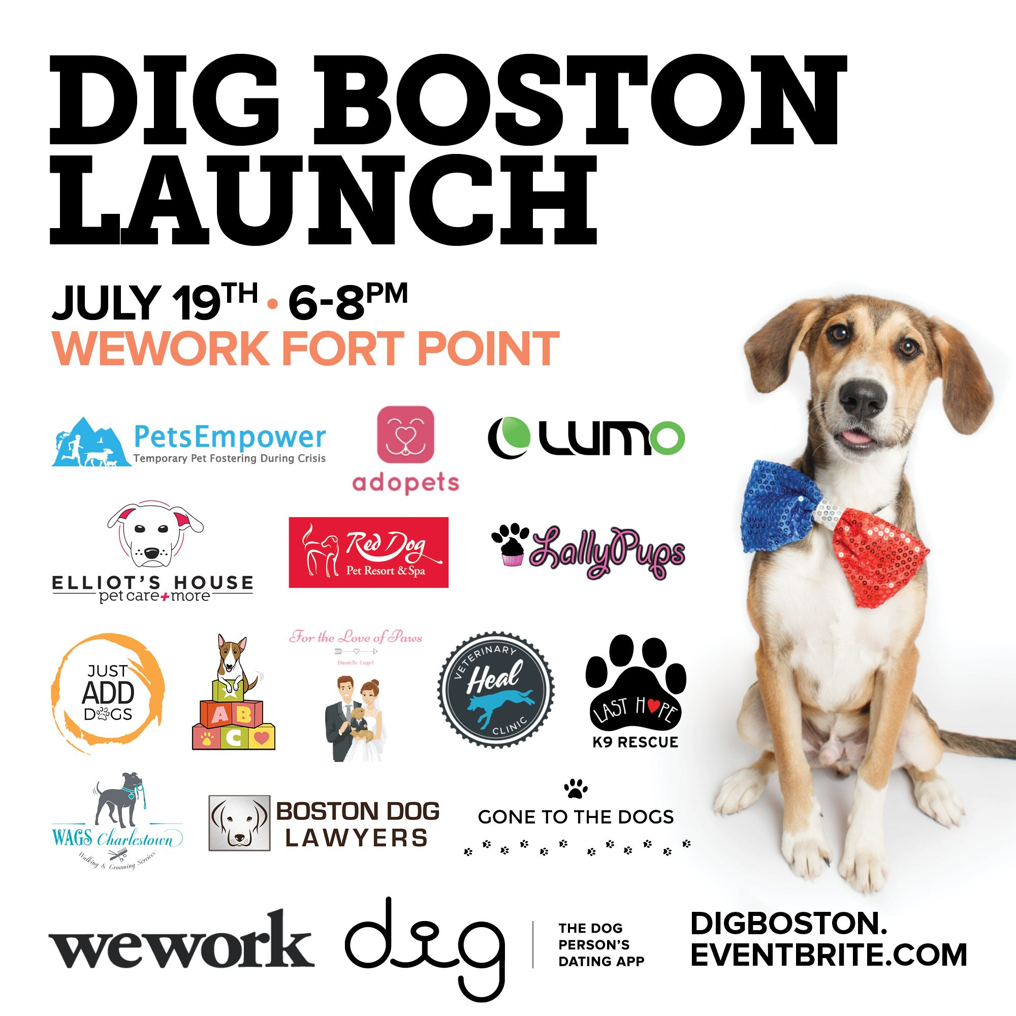 Dig The Dog Person's Dating App is officially launching