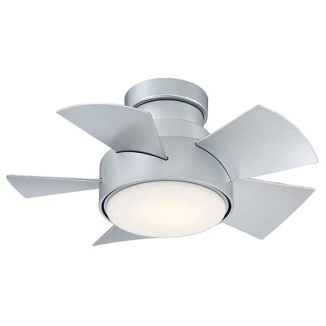 Vox Flush Mount Ceiling Fan By Modern Forms Fh W1802 26l Tt