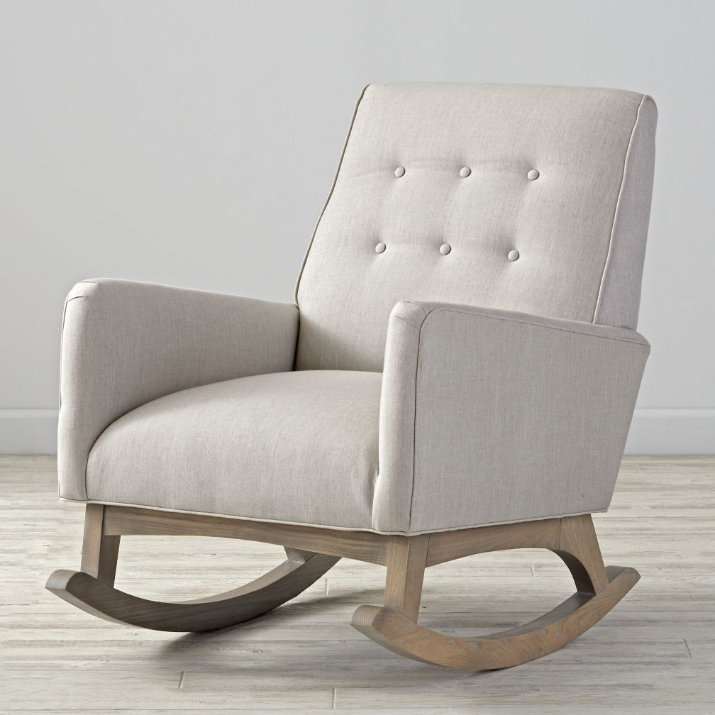 Upholstered rocking chairs everly rocking chair  products  pinterest  rocking chair chair