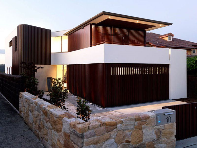 Superieur Latest Minimalist Home Fence 2015