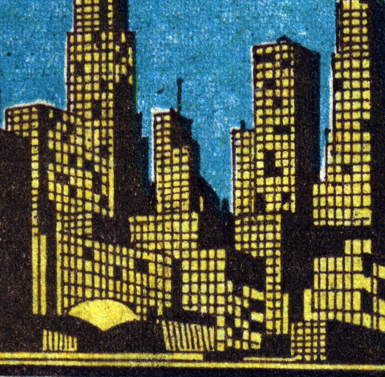Comic Art Night City (With Images)