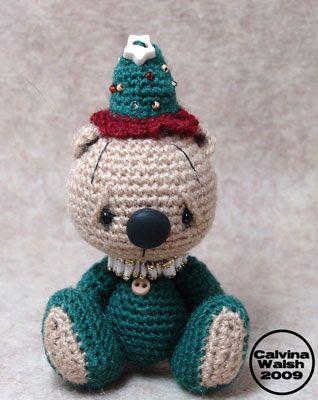 ༺༺༺♥Elles♥Heart♥Loves♥༺༺༺ ........♥Crochet Amigurumi♥........ #Amigurumi #Patterns #Crochet #Softies #Childrens #Toys #Handmade #Teddy #Doll #Tutorial #Patterns #Collectable~ ♥Beautiful Crochet By Calvina Walsh Everette