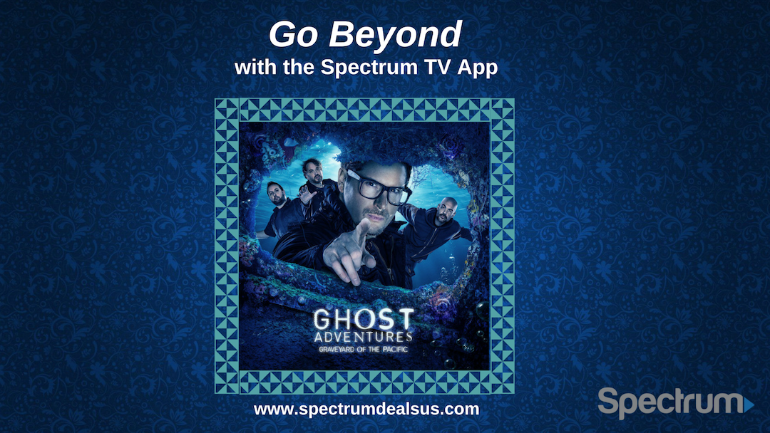 Zak Bagans and his team venture to the megahaunted