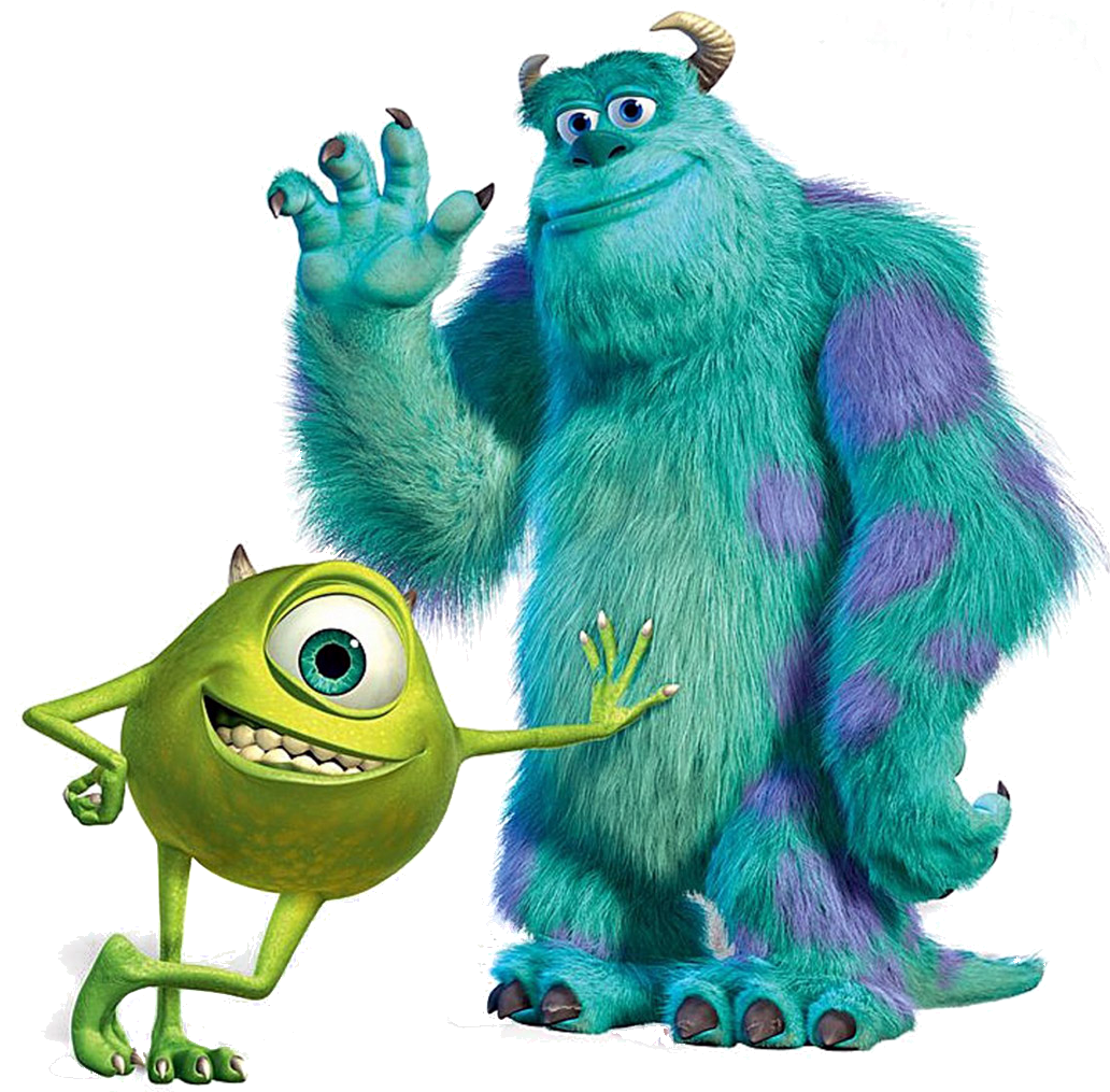 Monsters Inc Clipart Panda Free Clipart Images Monster Inc Party Monster Inc Birthday Monsters Inc