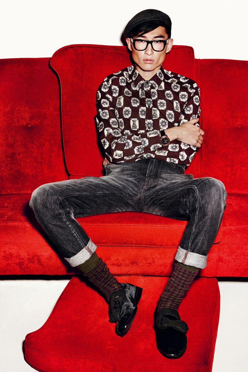 HIM.BY MEN | global-fashions: Sang Woo Kim - Dolce & Gabbana...