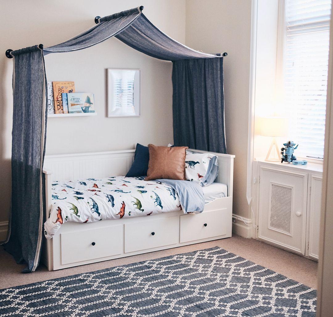 Hemnes Tagesbett Kinderzimmer