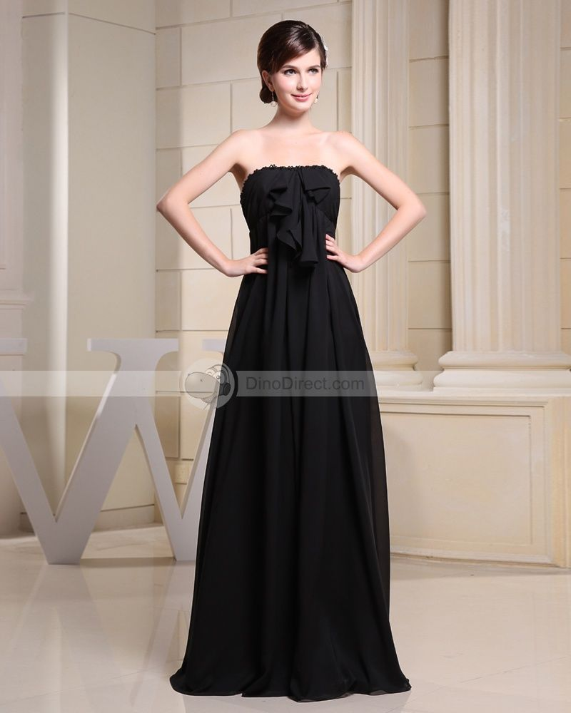 Truly nothing can beat the elegance and class of black gown truly nothing can beat the elegance and class of black gown strapless ombrellifo Gallery