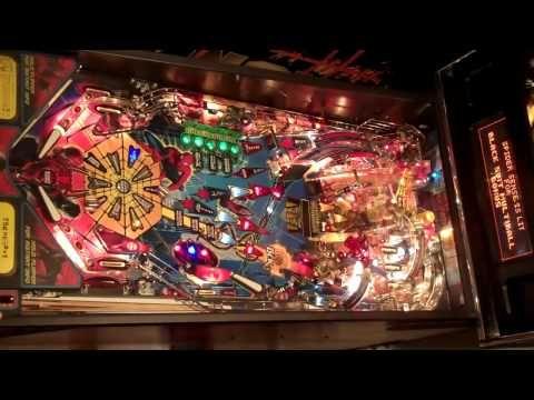 Spider-Man, Stern Pinball, June 2007, gameplay | Pinballs