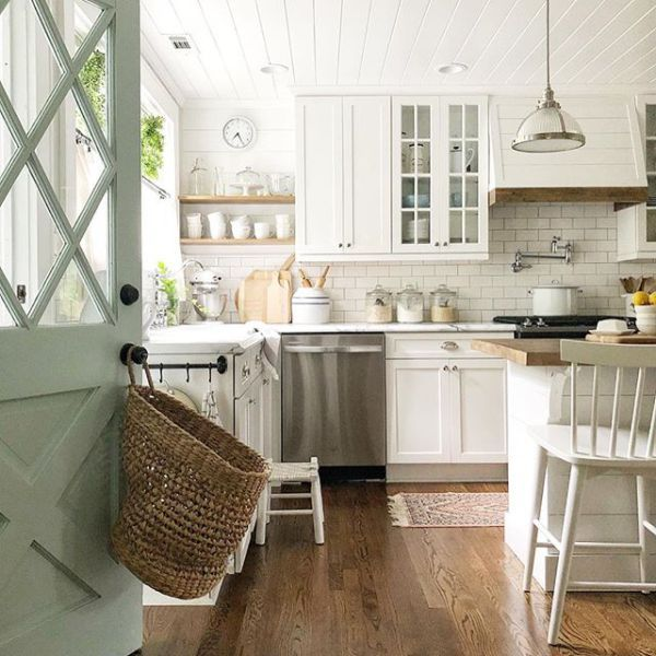 Photo of 10 Beautiful Farmhouse Kitchens