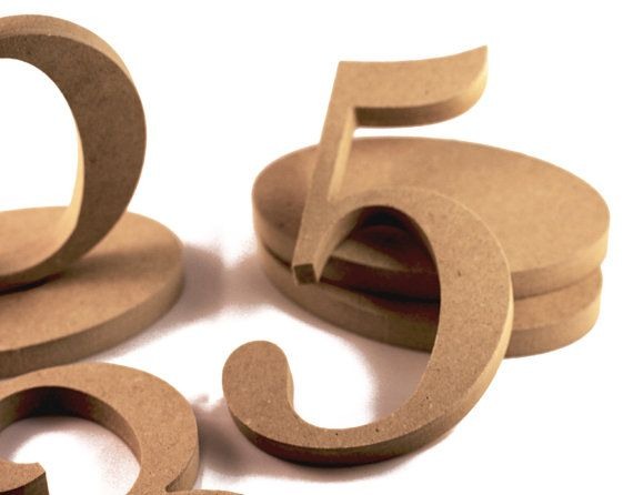 1 15 wooden table numbers do it yourself wedding by zcreatedesign wooden table numbers diy do it yourself wedding table number kit wedding craft unfinished wood numbers item solutioingenieria Gallery