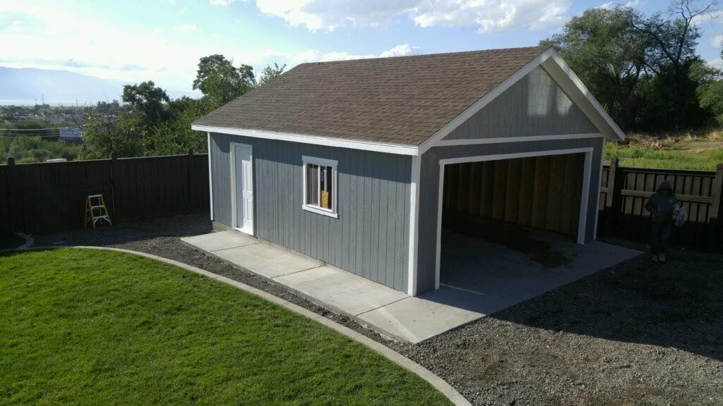 Gallery Garage Plans With Loft Detached Garage Dream Backyard