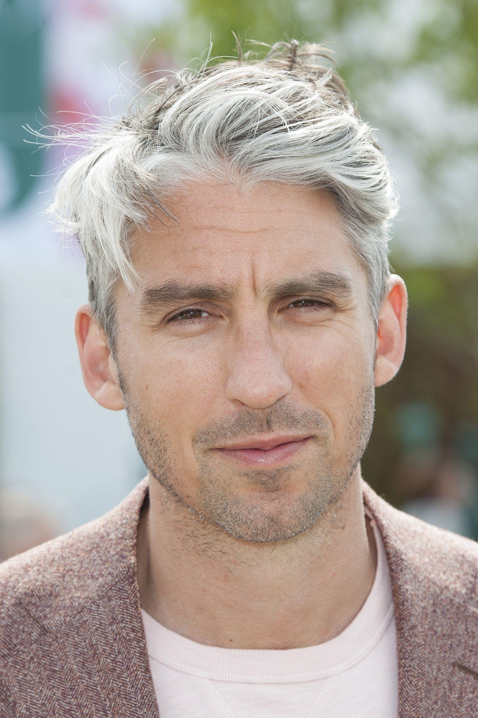 New Good Men Short Cut Hairstyle Gray Hair Https://besthairstylemen.com/