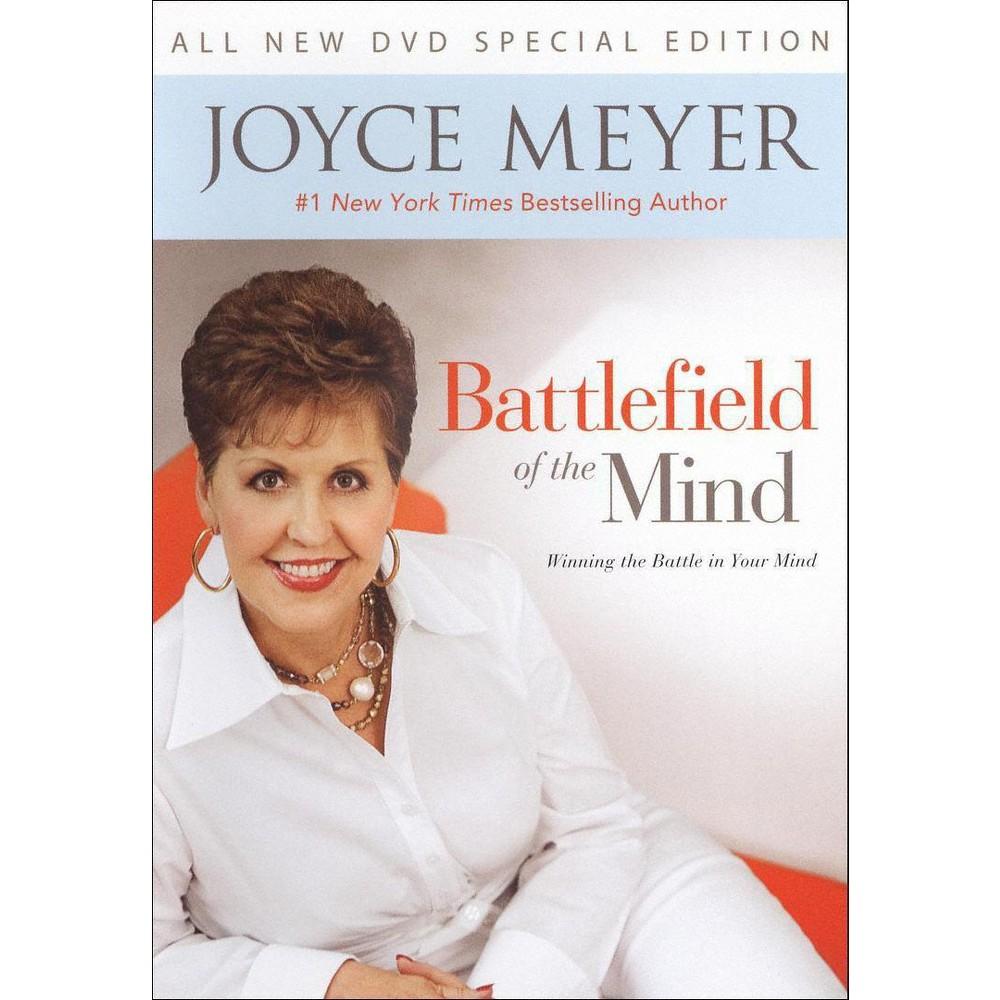 Joyce Meyer Battlefield Of The Mind With Images Joyce Meyer