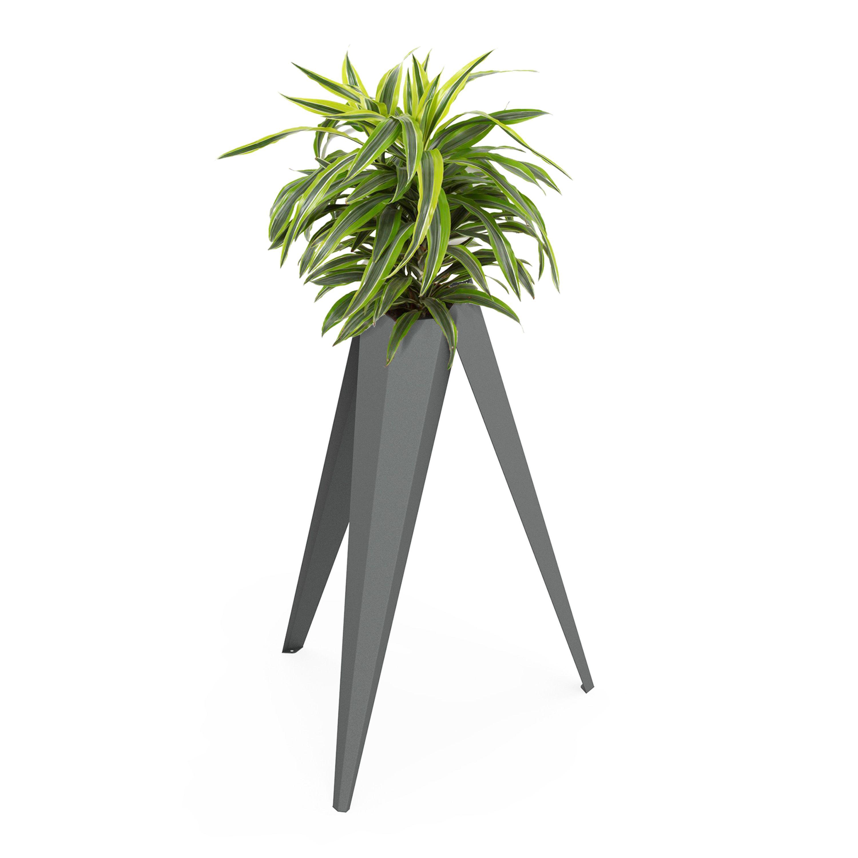 pot de fleur haut plexus support design pour toutes les fleurs dintrieur et