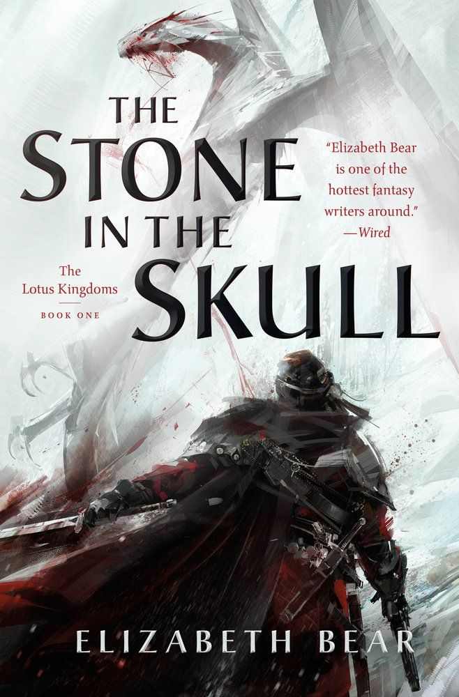 Though Surrounded By Powerful Enemies The Young Queen In The Skull In The Stone Is No Pushover Fantasy Books Fantasy Book Covers Books