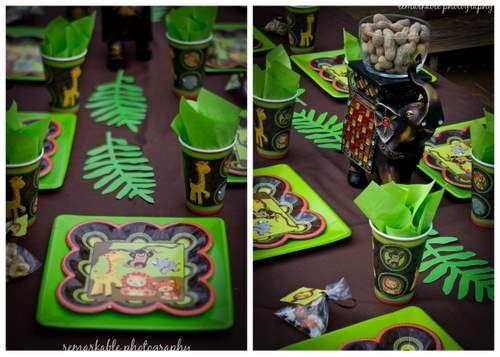 Funfari #Jungle Safari Baby Shower Ideas; Baby Shower Ideas For Boys;