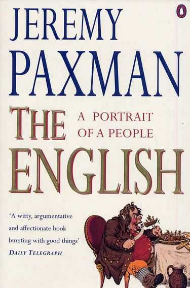 Image result for paxman the english