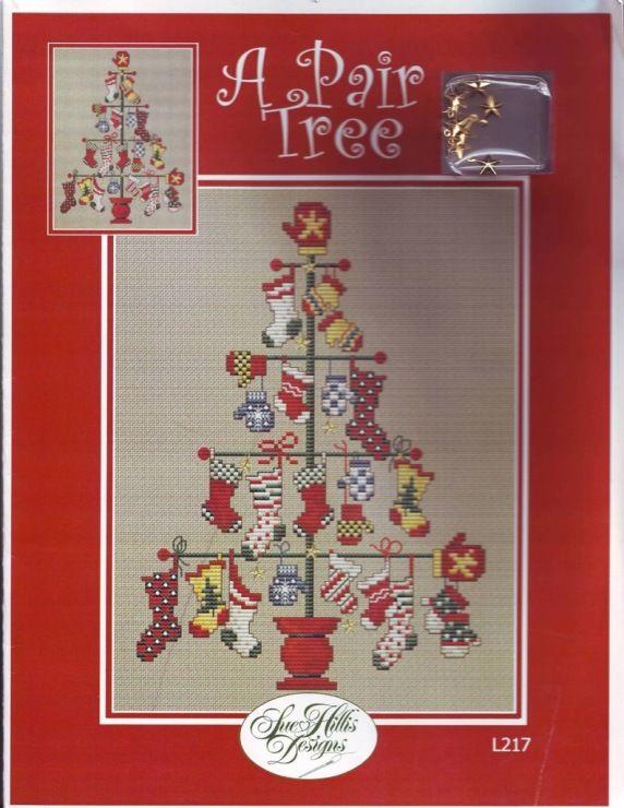 Gallery.ru / Фото #1 - Sue Hillis Designs - A Pair Tree ...