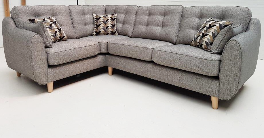 Daltrey Left Or Right Facing Iconic 60s Style Corner Sofas - 5 ...