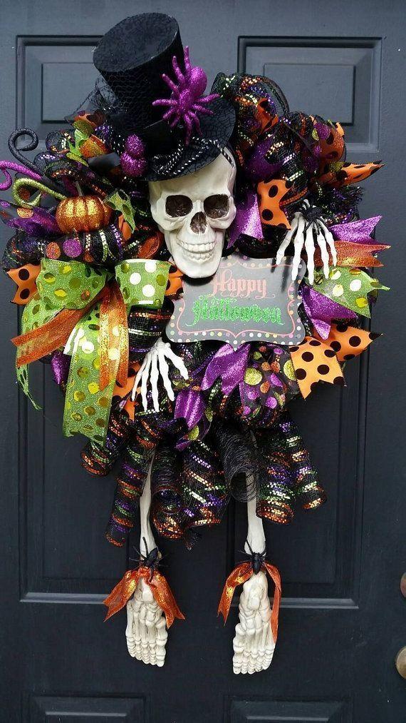 101 Spooky Indoor  Outdoor Halloween Decoration Ideas   www - halloween indoor decorating ideas